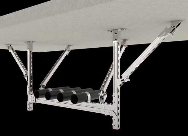 组合水管抗震支架