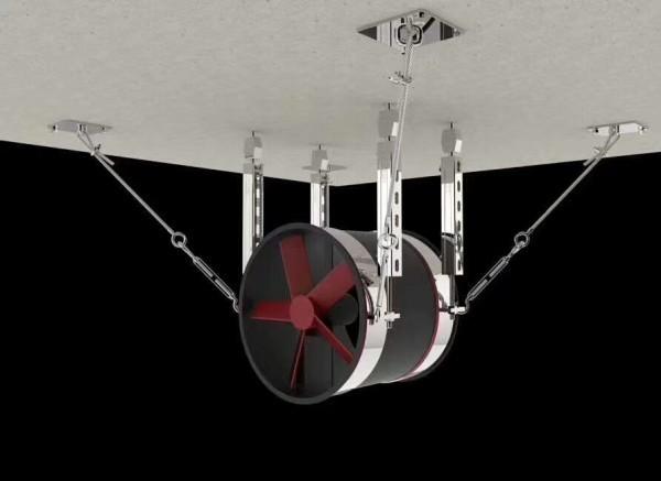 风管抗震支架