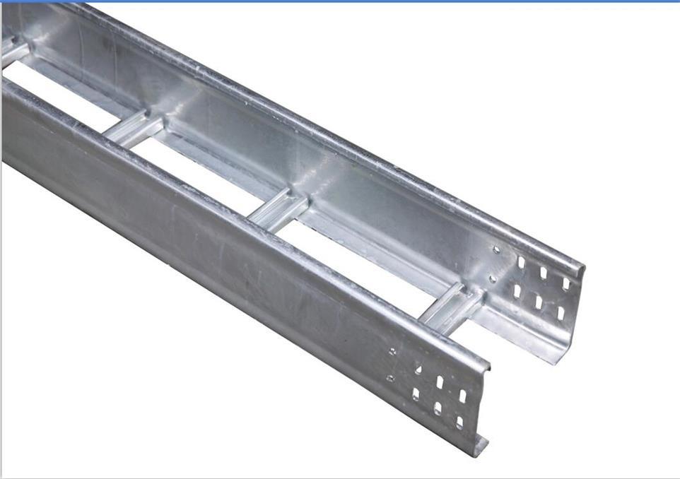 热镀锌电缆桥架梯式